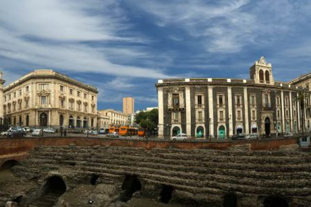 Städtereise Catania