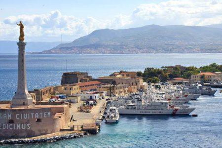 Städtereise Messina