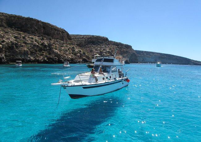 Lampedusa, Italien