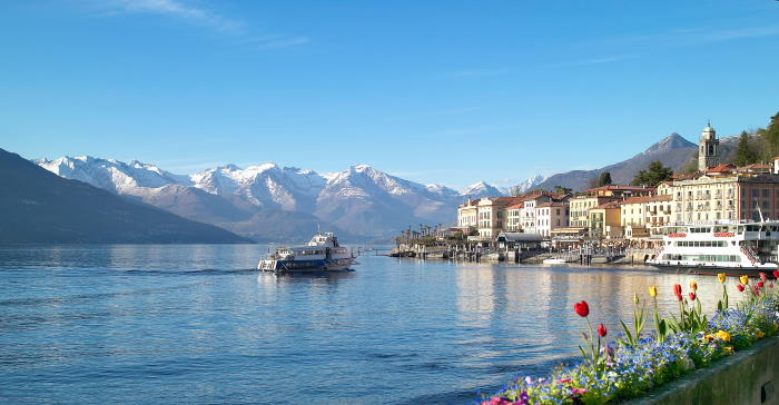 Comersee, Italien